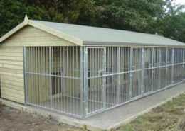 kennel-block